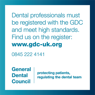 General Dental Council - Protecting patients, regulating the dental team