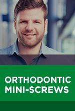 Orthodontic mini-screws