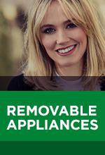 Removable appliances